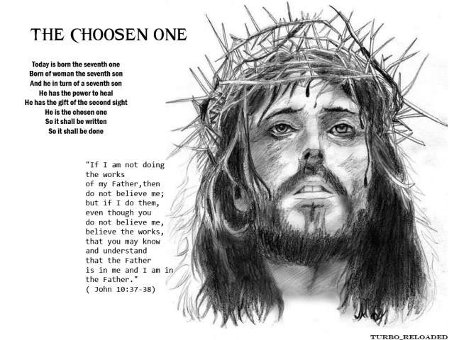 God's Chosen One is forced to wear a Crown of Thorns. (Photo Credit: http://3d-pictures.feedio.net/jesus-with-crown-of-thorns-coloring-page-picture-super-coloring-pictures/)