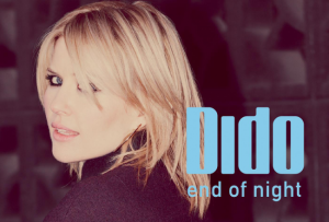 """End of Night"" - Dido (CD cover) (Photo Credit: http://www.didomusic.com/news/it/news_and_diary/news/interviews_roundup?page=10)"