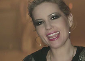 "Dido in the Video of ""End of Night"""