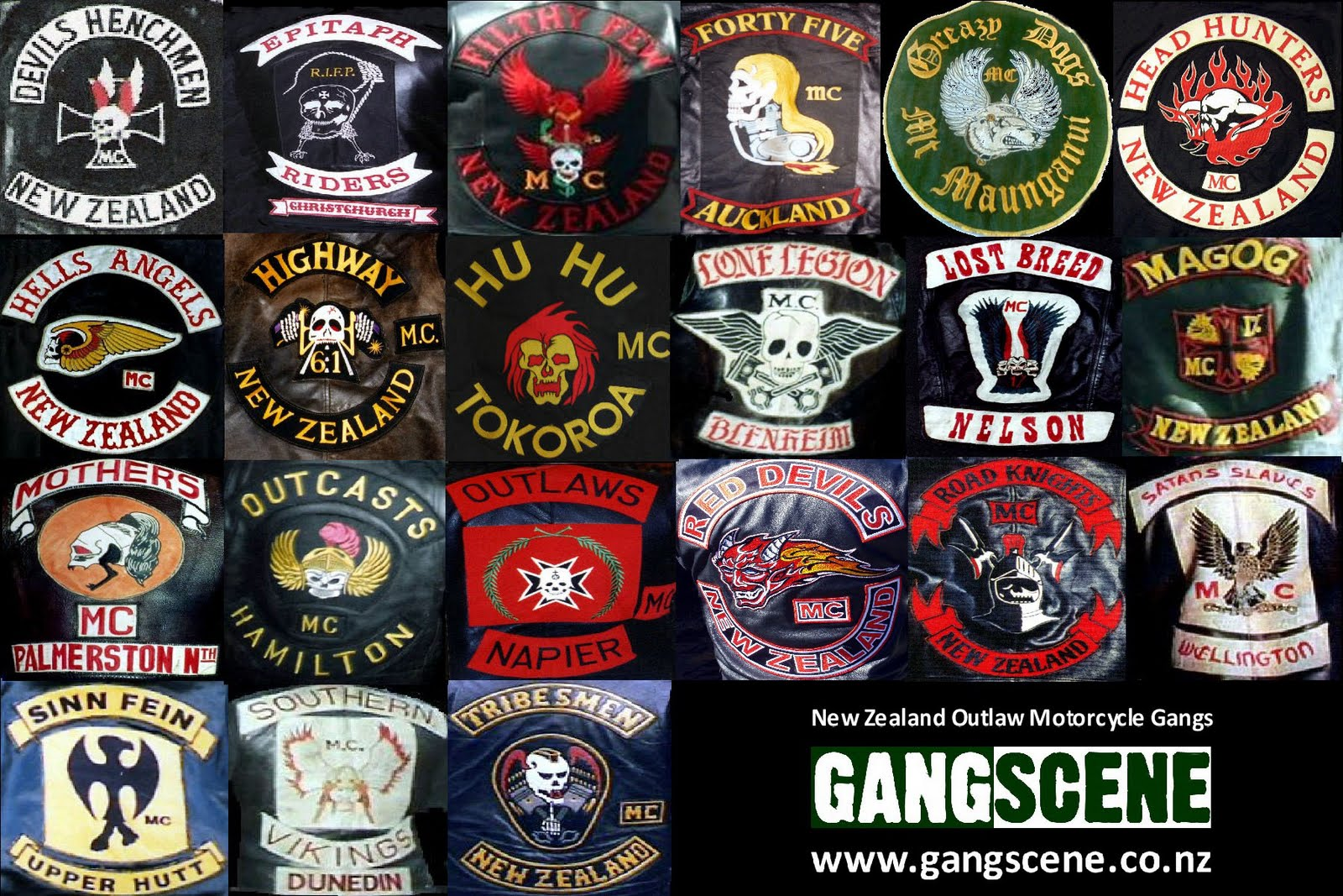 biker gangs A deadly biker gang shootout in texas is catching the attention of law enforcement nationwide, including in new mexico the state has seen i.