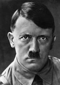 Adolf Hitler (Photo Credit: http://25mostevil.wordpress.com/)