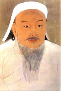 Ghenghis Khan (Photo Credit: http://25mostevil.wordpress.com/)