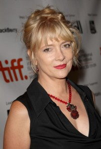 Glenne Headley stars as Iris - Holland's wife.