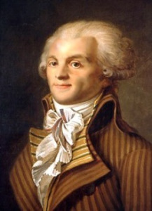 Maximilien Robespierre (Photo Credit: http://25mostevil.wordpress.com/)
