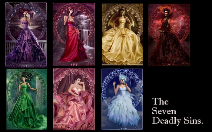 image the seven deadly - photo #30