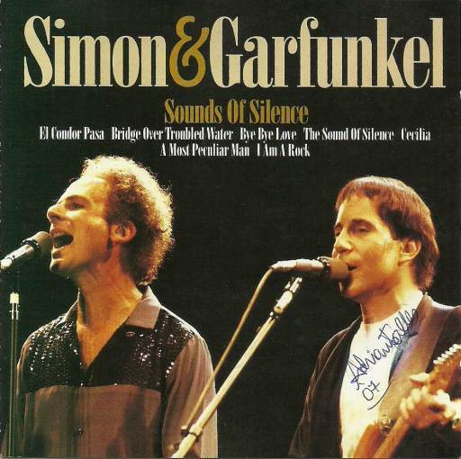 """The Sound of Silence"" by Simon and Garfunkel"