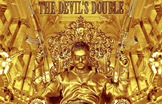 """The Devil's Double"" - Movie Poster"