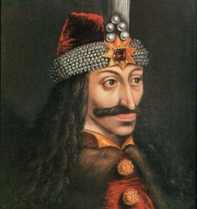 Vlad Dracula, Prince of Wallachia (Photo Credit: http://25mostevil.wordpress.com/)