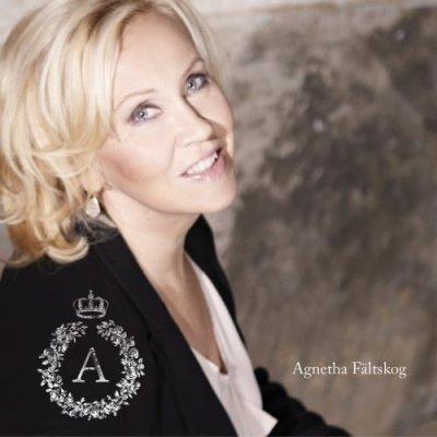 "The album called, ""A"" for Agnetha."