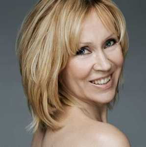 Agnetha Faltskog - a legendary artist in her own right, besides her being of ABBA fame.