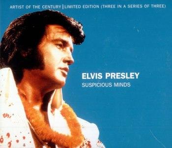 "Elvis Presley's ""Suspicious Minds."""