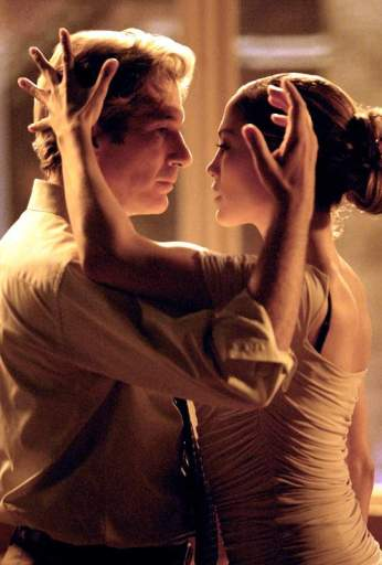 """Scene from the movie, """"Shall we Dance?"""""""