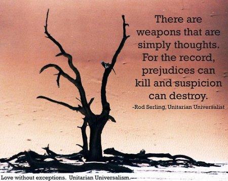 Suspicion quote.