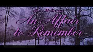 An Affair to Remember.