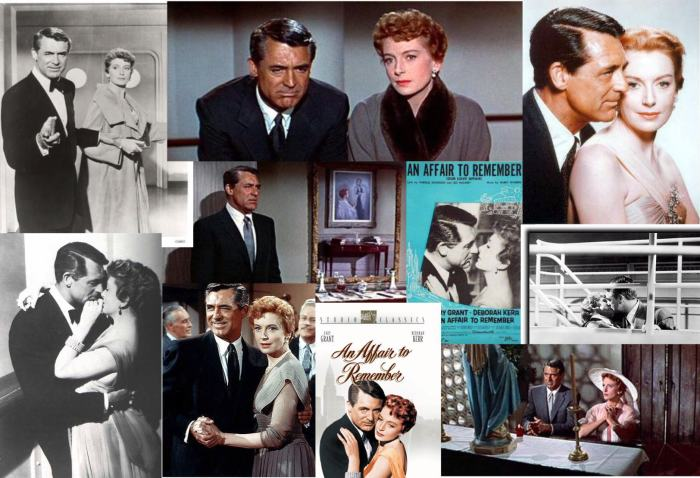 """An Affair to Remember"" - Scenes from the Movie."