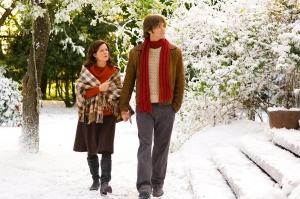 """Christmas Cottage"" - Scene from the movie - Maryanne and Thomas"
