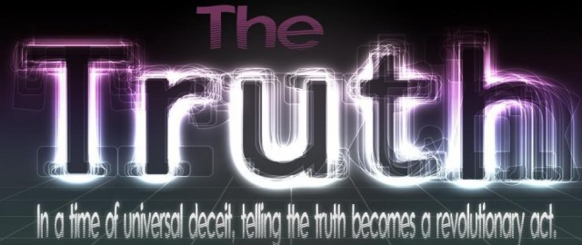 Disclosure of the Truth - the truth is out there!
