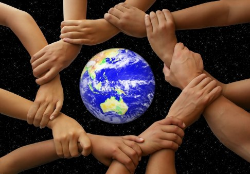 World Unity is the answer to all our problems.