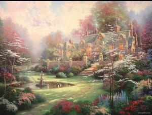 Gardens Beyond Spring Gate - Spring Gate III