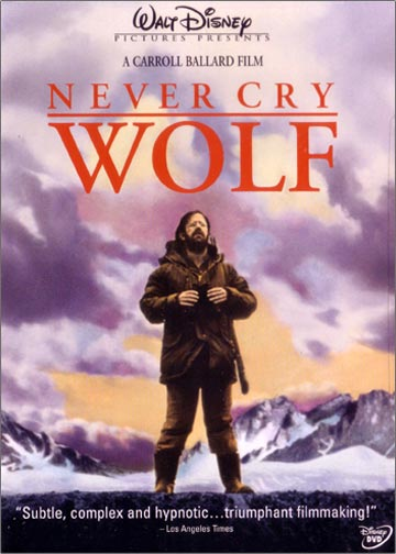 "Walt Disney's ""Never Cry Wolf""' (1983)"
