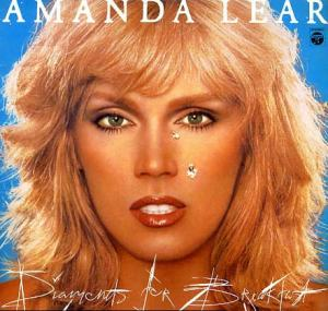 "Amanda Lear - ""Diamonds for Breakfast"""