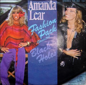 """Fashion Pack"" by Amanda Lear"