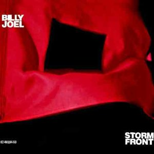 """Storm Front"" sung by Billy Joel"