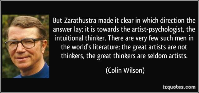 Quote on Zarathustra