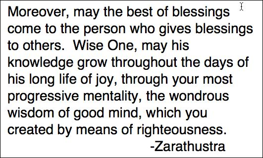 Quote by Zarathustra