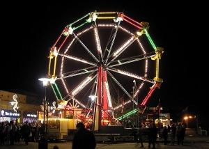 A Portable Ferris Wheel (Photo Credit: Wikipedia)