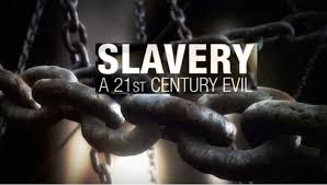 Slavery in the 21st century.