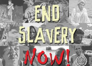 End Slavery Now!