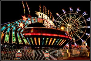 A Traveling Carnival