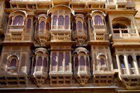 The landlord's Haveli in Medieval Indian Times