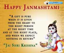 The auspicious Hindu festival of Janmashtami celebrates the birth of Lord Krishna.