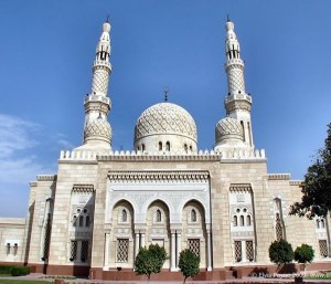 Jumeirah Grand Mosque -UAE