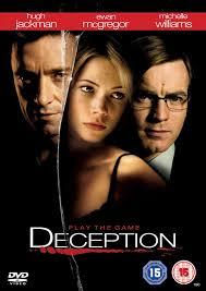 """Deception"" 2008 film"