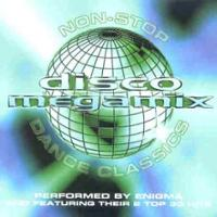 """Disco Megamix"" - Enigma CD Cover Art."
