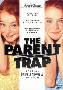 """The Parent Trap"" starring Lindsay Lohan."
