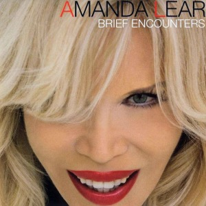 "Amanda Lear - ""Brief Encounters"" album cover."