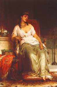 The enigmatic Cleopatra