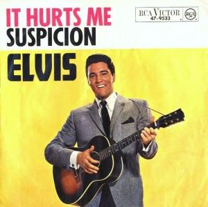 """""""Suspicion"""" by Elvis Presley."""