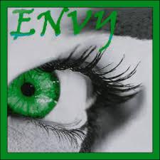Envy is Green but Jealousy is Greener!