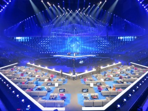 The stunning and awe-inspiring Eurovision Song Contest.