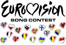 The Eurovision Song Contest Poster.