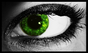 Jealousy is a Green-Eyed Monster.