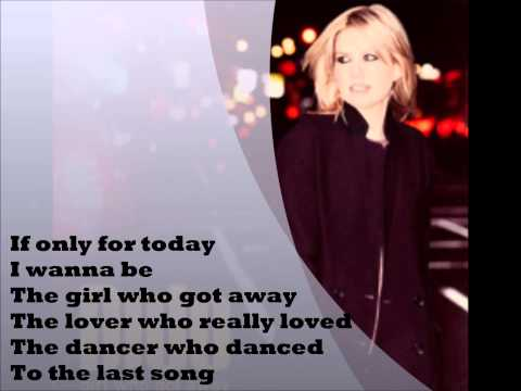 """The Girl Who Got Away"" by Dido echoes similar sentiments to the song, ""Go Dreaming."""