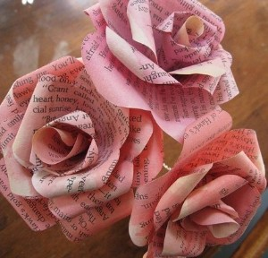 Paper Roses are fragile, superfluous and easily destructible.