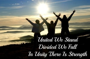 Unity is Strength!