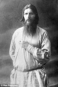(Source: http://www.dailymail.co.uk/news/article-2553577/The-sexual-obsession-drove-Rasputin-death-Countless-myths-woven-But-dazzling-book-using-private-diaries-reveals-new-details-self-styled-Christ-miniature.html)